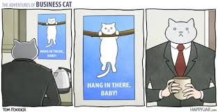 Baby Business Meme - business cat comic hang in there baby know your meme