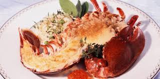 homard rôti au beurre blanc recette sur cuisine actuelle