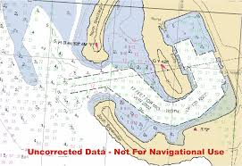Healy Alaska Map by Coast Guard Noaa Partner To Update Decades Old Chart Data Coast