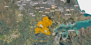 Fire Evacuations Nz by Christchurch Port Hills Fire Cordons Lift More Than 1400 Fire