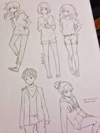 hair character design references https www facebook com