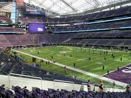 Kauffman Stadium Map Super Bowl Seating Chart U0026 Interactive Map Seatgeek