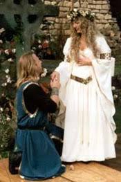Medieval Wedding Dresses Uk Medieval Wedding Dress At Guinevere U0027s Dream