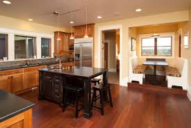 kitchen ideas colors 34 kitchens with wood floors pictures