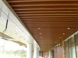 ceiling panels wood the wood ceiling panels in roof veneered wood
