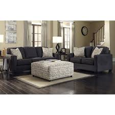 Charcoal Sofa Bed Peter Andrews Furniture And Gifts Alenya Charcoal Sofa U0026 Loveseat