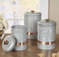 copper canisters kitchen copper canisters ebay