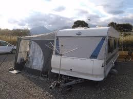 Caravan Awning For Sale Hobby 1020 Prestige Touring Caravan U0026 Awning For Sale In Benidorm