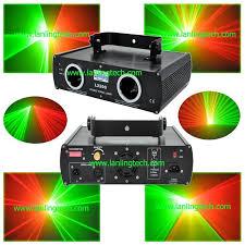 top sale 2 rg dj laser light stage light l2200 lanling