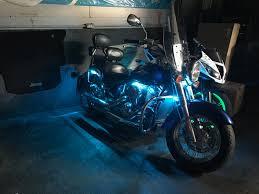 Motorcycle Led Strip Lights by Kawasaki Led Strip Lights Pna Auto Sport