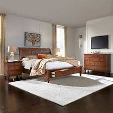 Brownstone Piece Cal King Storage Bedroom Set Ideas For The - Master bedroom sets california king