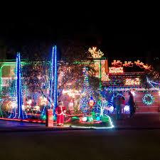 Xmas Lights Outdoor 50 Spectacular Home Christmas Lights Displays U2014 Style Estate