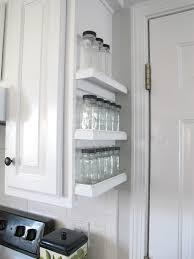 Kitchen Cabinet Storage Shelves 10 Borderline Brilliant Ways To Store Spices And Save Counter