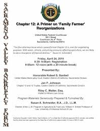 Arkansas Power Of Attorney by The Ll M Program In Agricultural U0026 Food Law June 2015