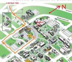Missouri State Campus Map by Mst Map Big Jpg