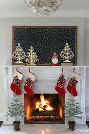 let u0027s stay home for christmas home tour kelly elko