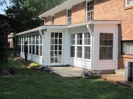 house back porch cozy enclosed back porch ideas