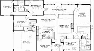 floor plans with 2 master suites house plans with two master suites beautiful design 13