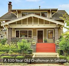 Craftsman Homes For Sale A 1920s Bungalow For Sale In Spokane Hooked On Houses