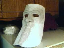 bauta mask a venetian bauta mask