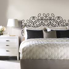 make your own diy headboard roommates blog assemble your own modernized headboard wall decals