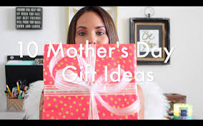 10 mother u0027s day or birthday gift ideas for mom youtube