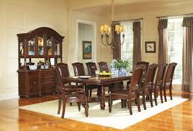 leather dining room furniture of well best leather dining room
