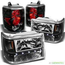 jeep grand cherokee led tail lights for 93 98 jeep grand cherokee led headlights tail lights l new