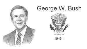 George W Bush Birth George W Bush Short Biography For Kids