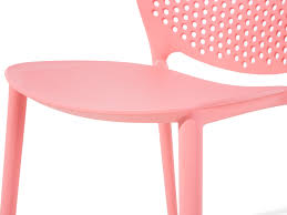 White Plastic Kitchen Chairs - dining chair kitchen chair pink holmdel