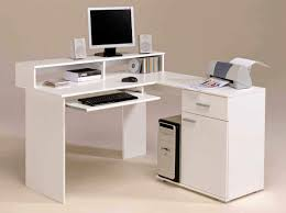 Modern L Shaped Computer Desk L Shaped Computer Desk Wood Modern Home Interior