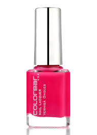 Color Shade by Buy Colorbar Exclusive Nail Paint Exclusive 46 9ml Online At Low