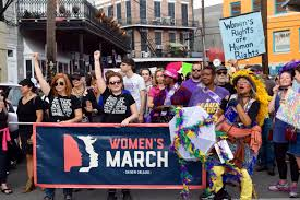 huge crowds attend new orleans women u0027s march jan 21 slideshow