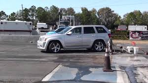 jeep lowered na 426 hemi jeep srt8 racing youtube
