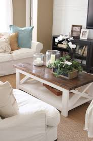 Modern Table For Living Room by Coffee Table Coffee Table X Frame Anawhite Ana