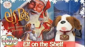 on the shelf pets on the shelf pets dog a bernard tradition