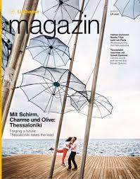 bureau lufthansa lufthansa magazine aug 2015 thessaloniki convention bureau