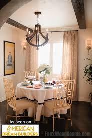 dining room pictures add elegant appeal with ceiling beams