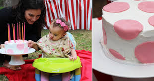 liv u0027s first birthday cake frosting u0026 fondant tips pepper