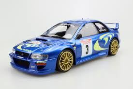 wrc subaru 2015 top marques collectibles subaru impreza s4 wrc tour de corse 1998