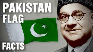 Flag Of Pakistan Pics The True History Behind The Pakistani Flag Youtube
