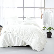 Black And White King Bedding White King Size Duvet Cover Black White Quilts Bedding White