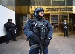 Trump Tower Residence Trump Tower Security Is Costing The Us Taxpayer 400 000 Every