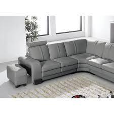 canape angle cuir relax canapé d angle en cuir gris avec appuie tête relax havane angle