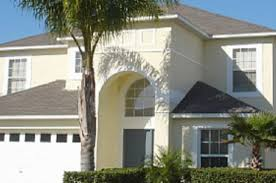 Orlando Villa Communities Map by Vacation Home Rentals Experience Kissimmee