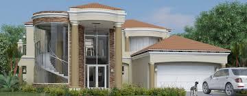 modern double story house plan stupendous storey plans sa