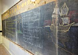 thanksgiving chalkboard art century old chalkboard drawings offer a history lesson