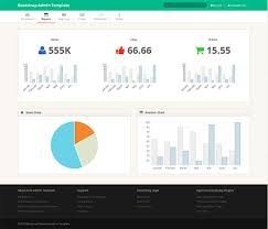 templatevamp twitter bootstrap admin template now available