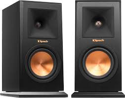 klipsch reference home theater system klipsch reference premiere rp 150m ebony bookshelf speakers at
