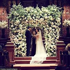 wedding flowers sheffield emmy rossum recycles wedding flowers by donating them daily